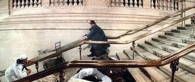 U Mid-Stairs